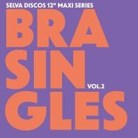 Image of Barbatuques - Baiana  (Brasingles Vol.2) - Inc. Wolf Muller Remix