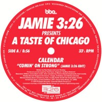 Image of Calendar / Braxton Holmes Presents Cabrini-Greens And Cornbread - Comin' On Strong /Stomps & Shouts (Jamie 3:26 Edits)