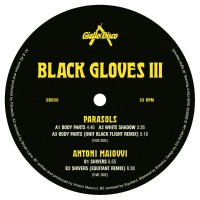 Image of Parasols / Antoni Maiovvi - Black Gloves III EP