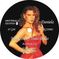 Image of Various Artists - Hot Girls Of Italo