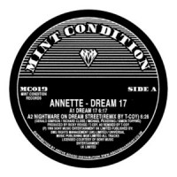 Image of Annette - Dream 17 - Inc. T-Coy / Derrick May Remixes