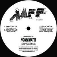 Image of Housemates - Soul Value - Inc. Florist And Lamusa II Remixes
