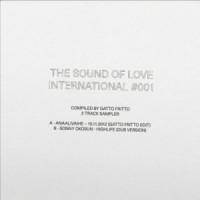 Image of Various Artists - The Sound Of Love International 001 - Sampler
