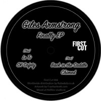 Image of Giles Armstrong - Finally EP