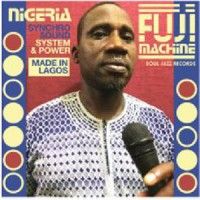 Image of Nigeria Fuji Machine - Synchro Sound System & Power