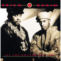 Image of Eric B & Rakim - Let The Rhythm Hit 'Em