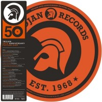 Image of Various Artists - Trojan 50th Anniversary Picture Disc