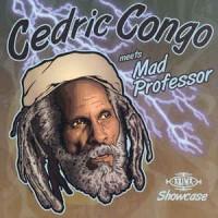Image of Cedric Congo Meets Mad Professor - Ariwa Dub Showcase