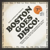 Image of Various Artists - Serge Gamesbourg Presents Boston Goes Disco!