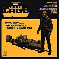 Image of Adrian Younge & Ali Shaheed Muhammad - Marvel's Luke Cage - Season Two - Original Soundtrack