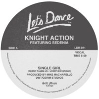 Image of Knight Action - Single Girl