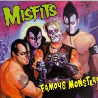 Image of Misfits - Famous Monsters