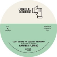 Image of Garfield Fleming - Ain't Nothing Too Good For My Woman