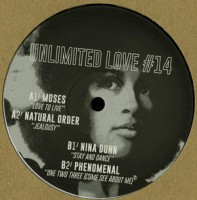 Image of Various Artists - Unlimited Love #14