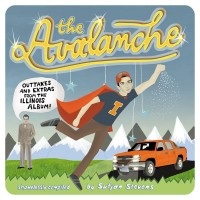 Image of Sufjan Stevens - The Avalanche - Coloured Vinyl Reissue