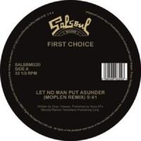 Image of Candido / First Choice - Jingo / Let No Man Put Asunder - Moplen Edits