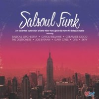 Image of Various Artists - Salsoul Funk