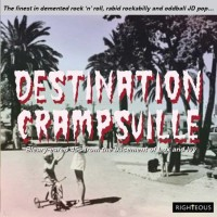 Image of Various Artists - Destination Crampsville: The Finest In Demented Rock 'n' Roll, Rabid Rockabilly And Oddball JD Pop...