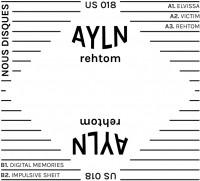 Image of Ayln - Rehtom EP