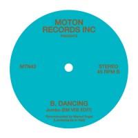 Image of Moton Records Inc - Cuffari / Dancing