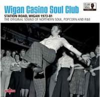 Image of Various Artists - Club Soul - Wigan Casino Soul Club