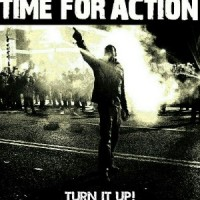 Image of Time For Action - Turn It Up
