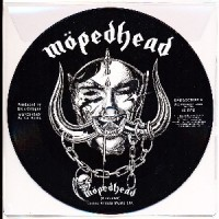 Image of Johnny Moped - Motorhead / City Kids - Picture Disc Edition
