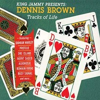 Dennis Brown - King Jammy Presents: Dennis Brown Tracks Of Life