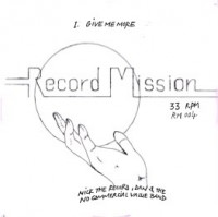 Nick The Record, Dan & The No Commercial Value Band - Record Mission 4
