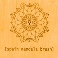 Image of Spain - Mandala Brush