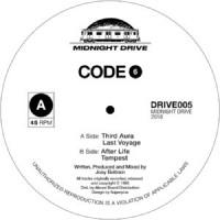 Image of Code 6 (Joey Beltram) - Untitled EP
