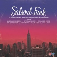 Various Artists - Salsoul Funk - Inc. Carol Williams, Destroyers, Gary Criss