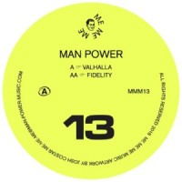 Image of Man Power - Fidelity / Valhalla