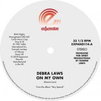 Debra Laws - On My Own / Very Special