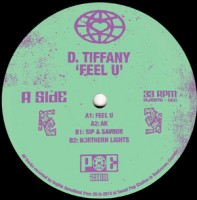 Image of D. Tiffany - Feel U
