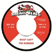 Image of 7th Wonder / Blackbusters - Daisy Lady / Old Man