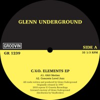 Glenn Underground - CVO Elements EP