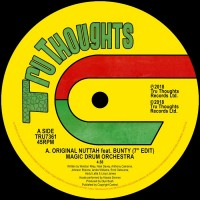 Image of Magic Drum Orchestra - Original Nuttah Feat. Bunty (7