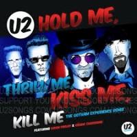 Image of U2 - Hold Me Thrill Me Kiss Me Kill Me (The Gotham Experience Remix) (Black Friday 2018)