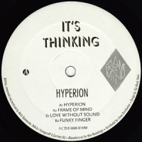 Image of It's Thinking - Hyperion