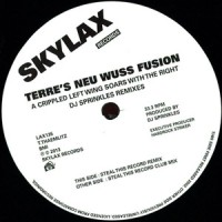 Terre's Neu Wuss Fusion - A Crippled Left Wing Soars With The Right - DJ Sprinkles Remixes