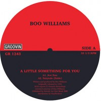 Image of Boo - A Little Something EP