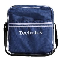 Image of Technics - Retro DJ Bag - Blue