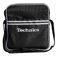Image of Technics - Retro DJ Bag - Black