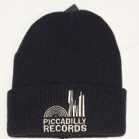 Image of Piccadilly Records - Black Beenie