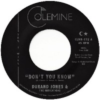 Image of Durand Jones & The Indications - Don't You Know