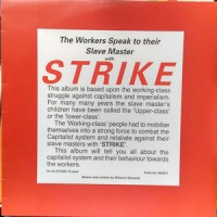 Image of The Well Pack Band - The Workers Speak To Their Slave Masters With Strike