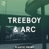 Image of Treeboy & Arc / Jebiotto - Plastic Front / Get Down