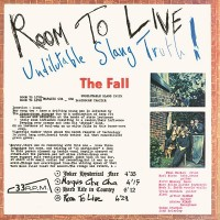 Image of The Fall - Room To Live