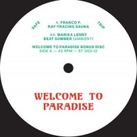Image of Franco F / Marika Lenny - Welcome To Paradise ADE Bonus Disc